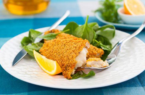 Pesce panato: ecco come si prepara