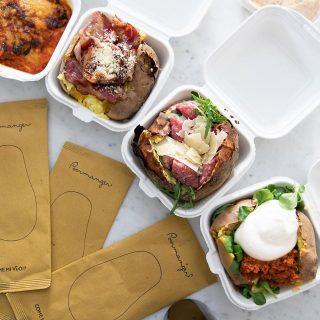 Torino: mangiare bene anche a domicilio