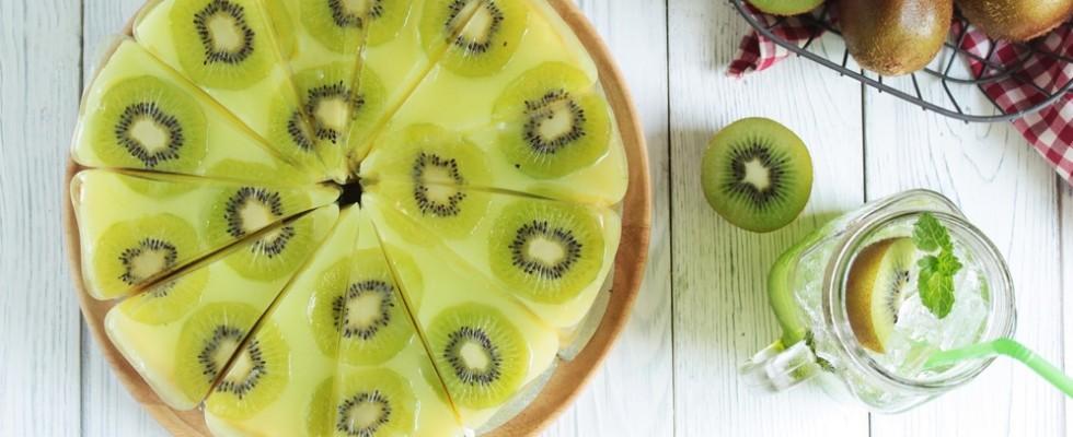 Kiwi: 12 dolci che vi faranno amare questo frutto
