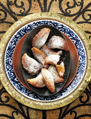 Tortelli con ripieno di cioccolato al bimby