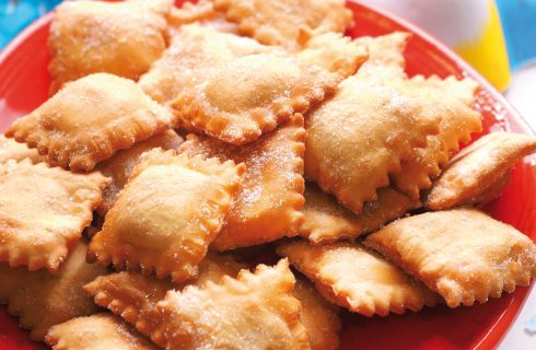 Tortelli dolci al bimby