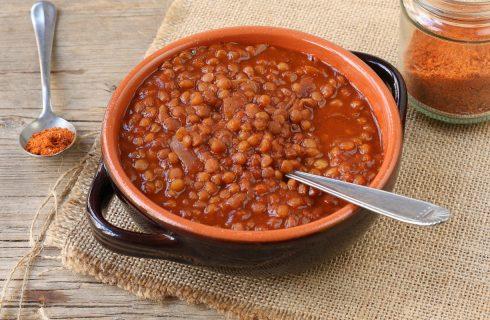 Tum Tumo: la zuppa di lenticchie
