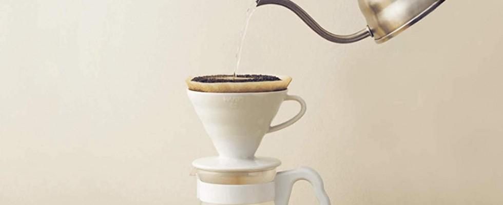 Strumenti per il caffè: cos'è il V60