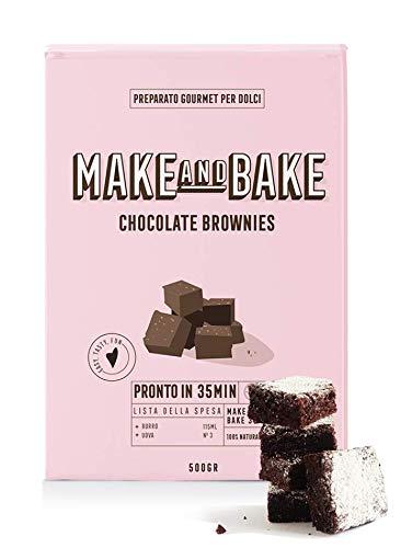 Preparato per Chocolate Brownies