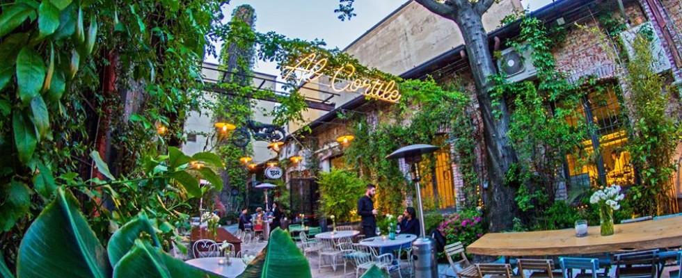 Ripartire: i migliori ristoranti dove mangiare all'aperto a Milano