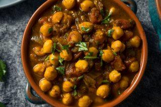 Chana masala: ceci indiani