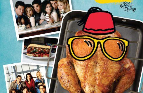 Un ricettario racconta tutte le ricette di Friends