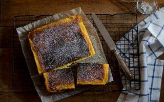 Galatopita: la torta di latte greca