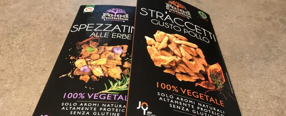 Mangiato da noi: Food Evolution, carne vegetale