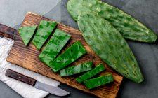 Nopal, il cactus che si mangia e fa bene