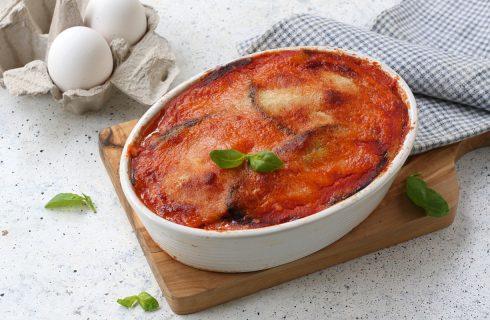 Parmigiana di melanzane con uova: tradizione del Sud