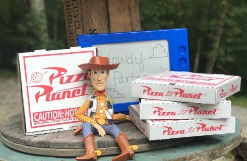 Provate a rifare le pizze di Toy Story a casa