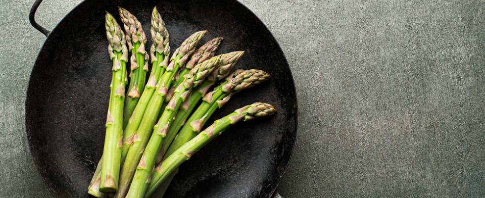 Perché cuoci male gli asparagi (e come rimediare)