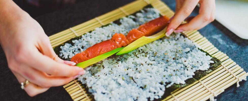 How to: come fare in casa il sushi perfetto