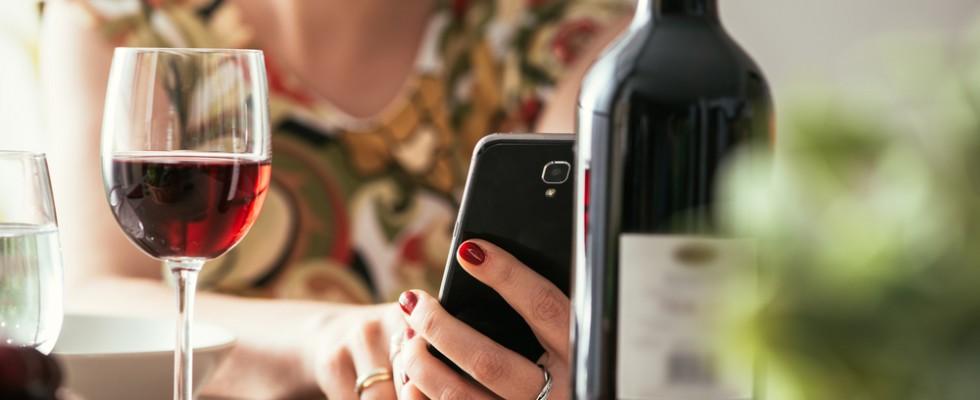 Caparsa, l'App che geolocalizza il vino nel settore Horeca
