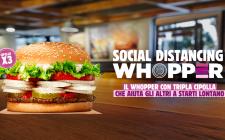 Mangiato da noi: il nuovo Whopper