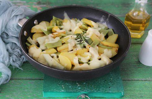 Taccole e patate