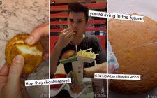La cucina regna anche nei video di TikTok