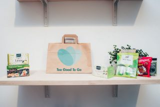Too Good To Go aiuta i produttori con la Super Magic Box