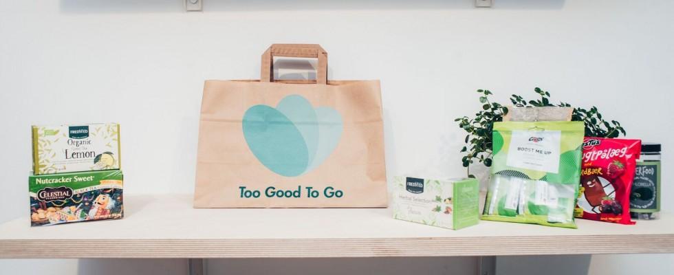 Too Good To Go aiuta i produttori con la Super Magic Box