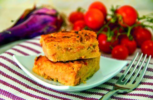 Torta rustica di patate