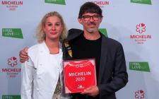 Michelin: Ana Roš festeggia 2 stelle