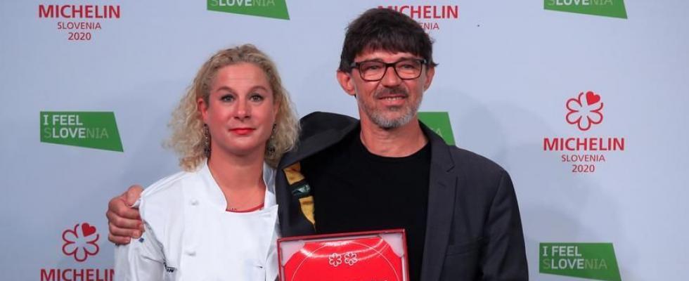 La Michelin arriva in Slovenia e Ana Roš festeggia le sue 2 stelle