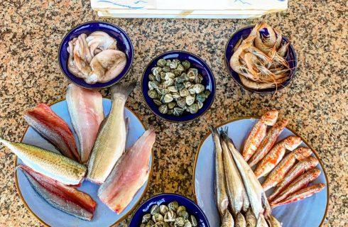 A Roma apre DOL Fish, il delivery di pesce del litorale laziale