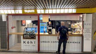 Kohi: a Milano lo specialty coffee è in metropolitana