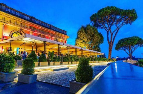 Ripartire: i migliori ristoranti dove mangiare all'aperto a Firenze ora