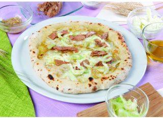 Pizza al tonno alletterato di Cetara di Franco Pepe