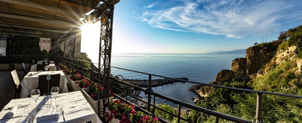 I 10 migliori ristoranti con dehors della Calabria (in barba a Easy Jet)