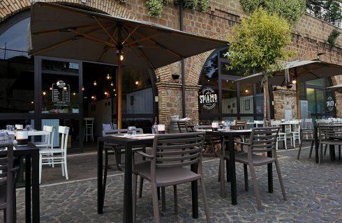 Ripartire: i migliori ristoranti dove mangiare all'aperto a Roma