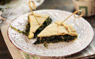 Torta cicoria e salsiccia: per il pranzo all'aperto