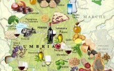Scoprire il territorio: Umbria Food Map