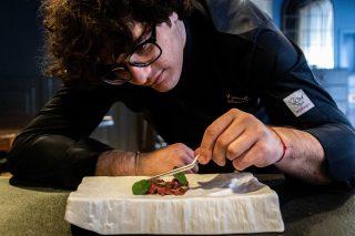 Top 3 dei piatti di Valerio Braschi al 1978 di Roma
