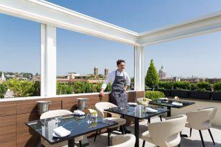 Godersi Roma dall'alto con il nuovo Acquaroof Terrazza Molinari