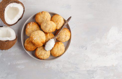 Biscotti al burro di cocco: da nascondere in una scatola di latta