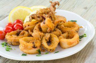 Calamari fritti piccanti: una variante speziata