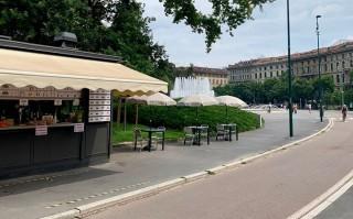 Chioschi a Milano, 15 indirizzi per un'estate all'aperto