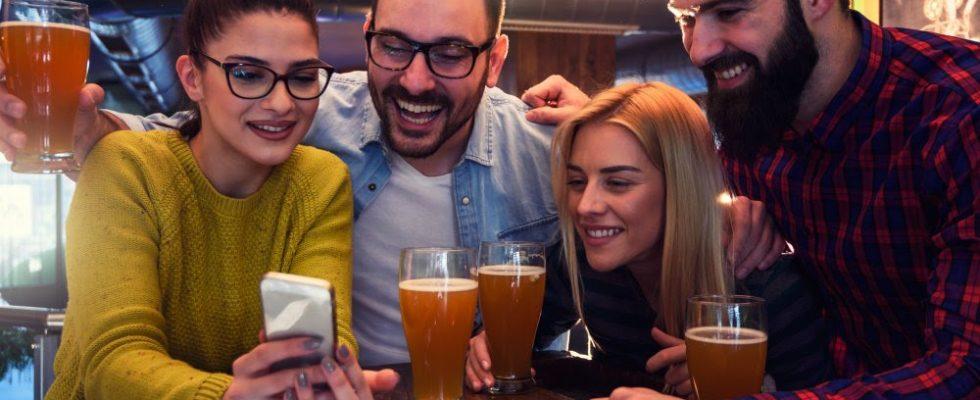 Vino, birra e cibo? L'abbinamento ve lo indica la App