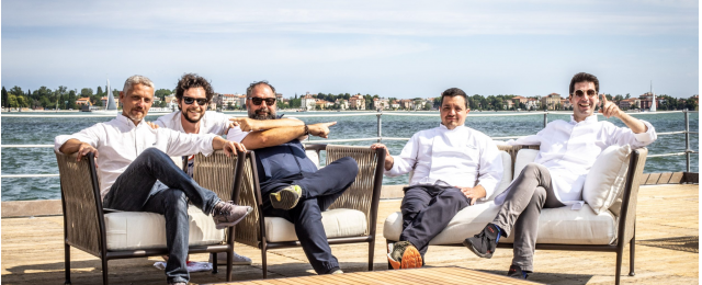Venezia: Alajmo aprono l'Hostaria pop-up