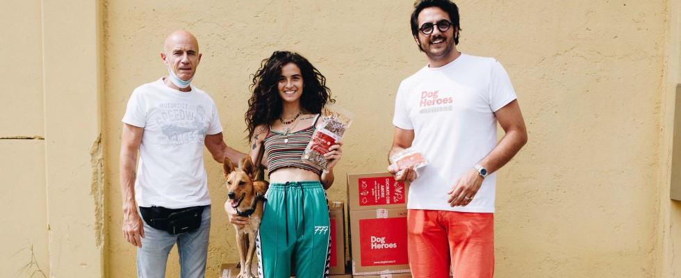 Dog Heroes dona pappe fresche per i canili in difficoltà