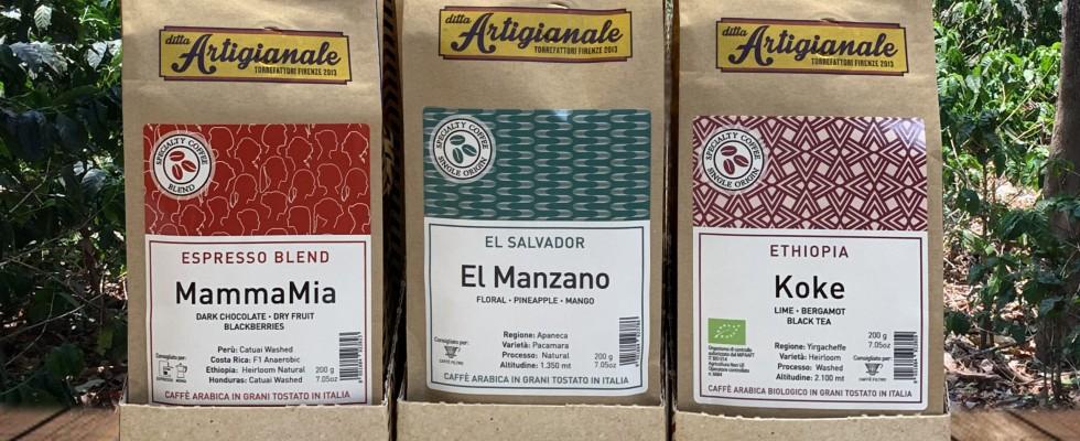 Ditta Artigianale: gli specialty coffee approdano al supermercato