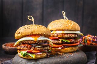 Hamburger con 'nduja: bontà calabrese
