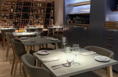 Insieme Restaurant, Milano