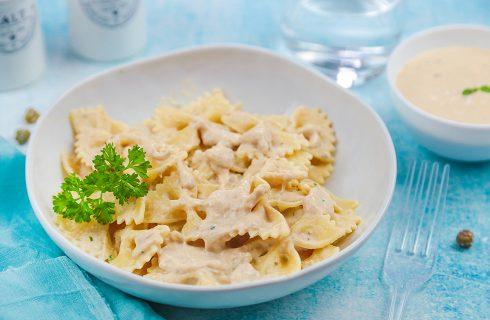 Pasta tonnata: la prepari anche se non sai cucinare