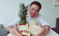 Marugoto, melone che vuole essere torta
