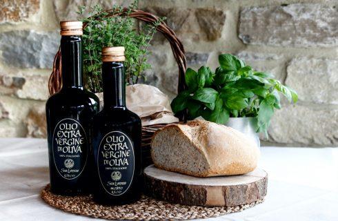 L'olio extravergine italiano si compra online
