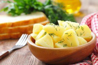 Patate lesse: ricetta passo passo